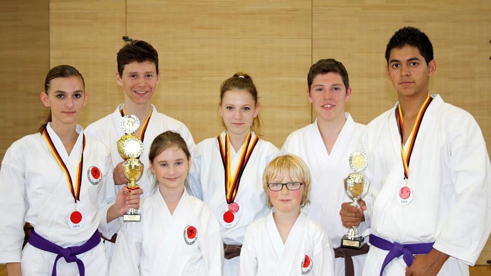 Deutsche Jugendmeisterschaft 2013