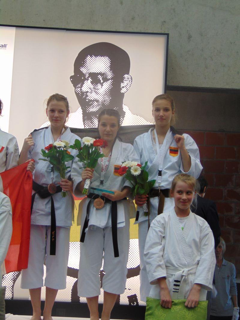 Diana Volk Bei EM 2014 Und Ländervergleichskampf BRD – FRA