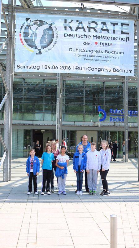 Deutsche Meisterschaft 2016 In Bochum